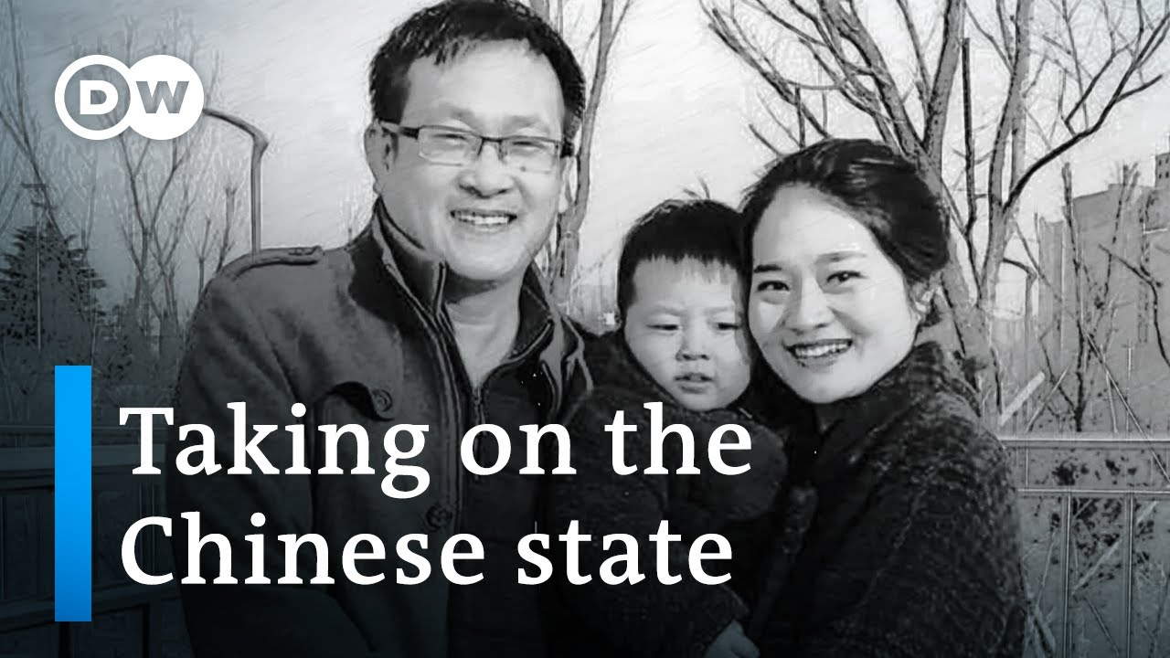 China: The dissident's wife | DW Documentary