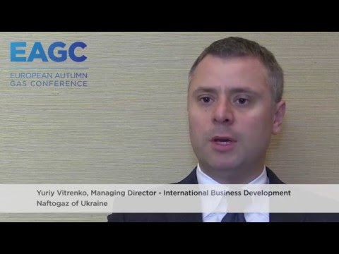 Q&A with Naftogaz on Russian gas and Ukraine's security of supply