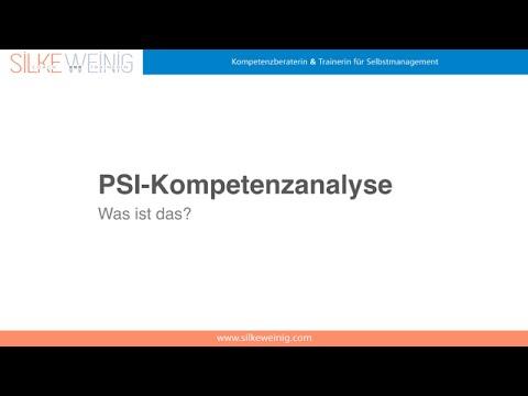 ᐅ PSI-Persönlichkeitsanalyse - Personality Check Persönlichkeit