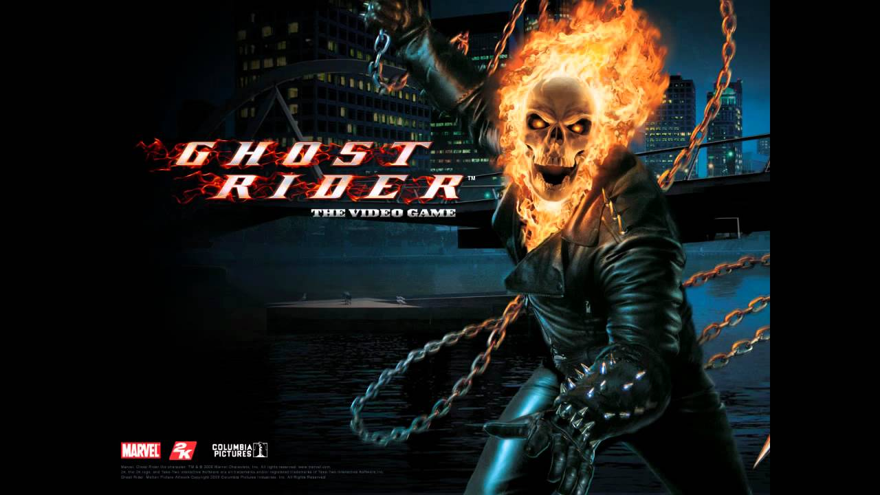 quotghost riderquot ghost rider the video game original