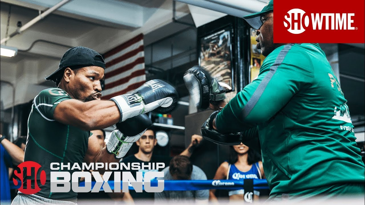 Shawn Porter Chose Boxing Over Football | SHOWTIME CHAMPIONSHIP BOXING