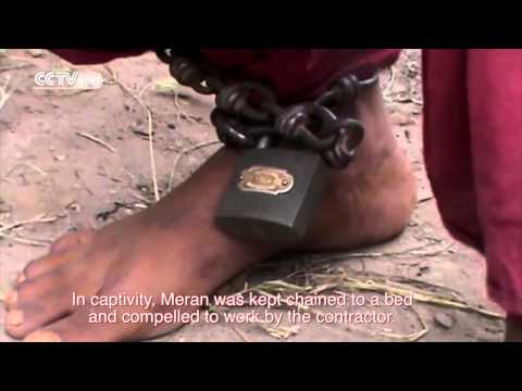 Pakistan woman forced into slavery freed by police