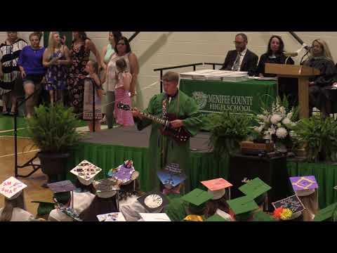 Menifee County High School Graduation 2018