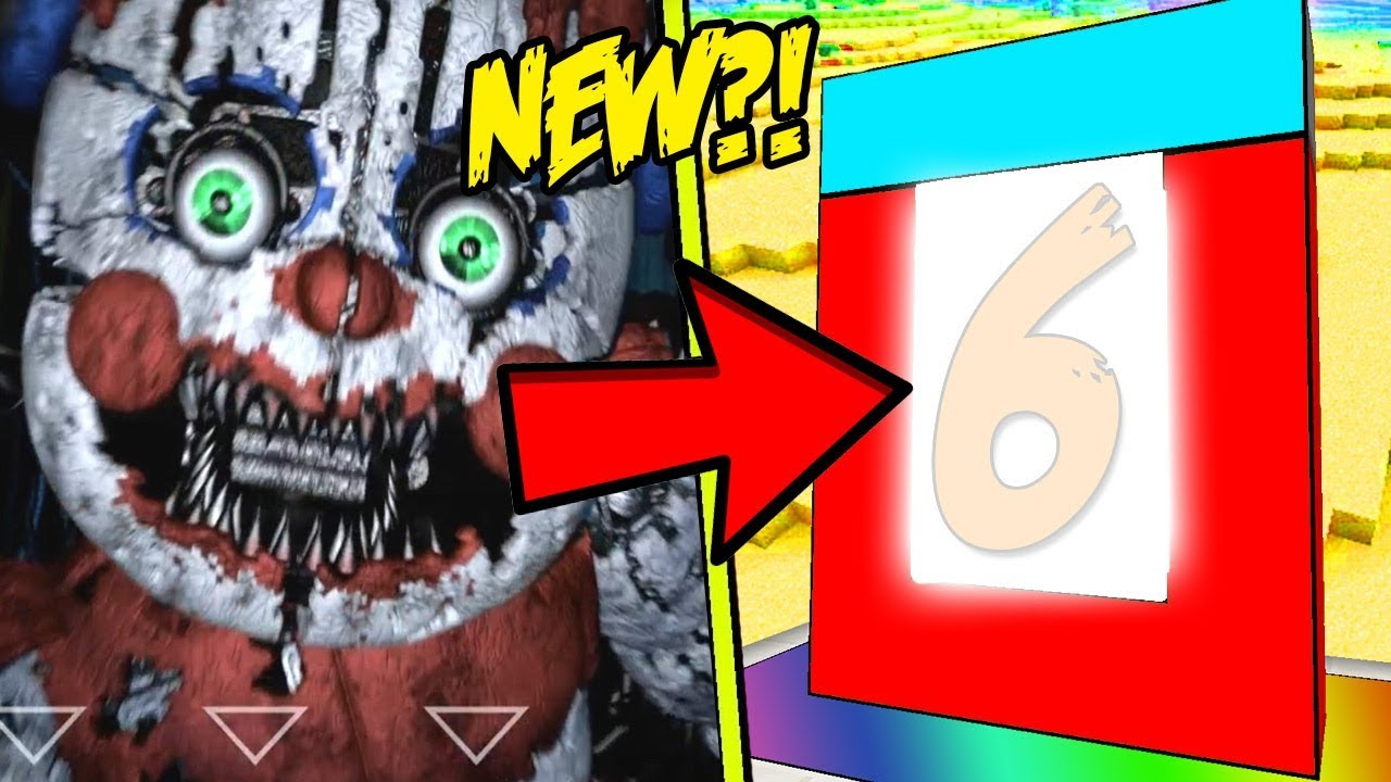 How To Make A Portal To The Fnaf 6 Dimension Minecraft Five Nights
