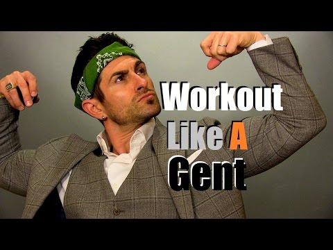 How To Workout Like A Gentleman   Gym Etiquette