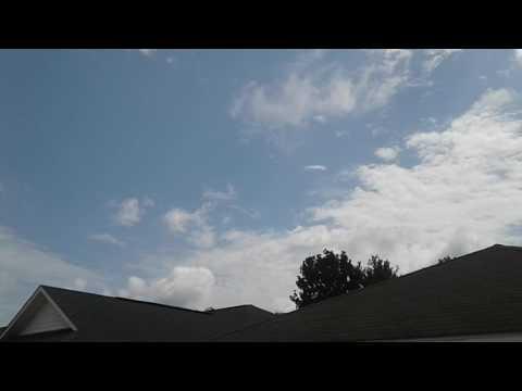 (Strange Sky's) Clouds or ships?