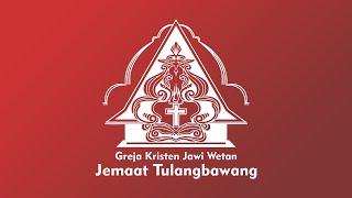[live] Ibadah Minggu | GKJW Jemaat Tulangbawang - 27 September 2020