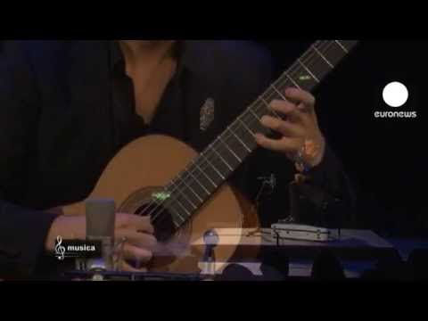 euronews musica – Miloš: Reviving the classical guitar