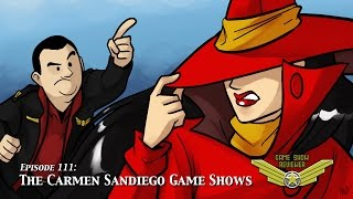 The Game Show Reviewer - E111 - The Carmen Sandiego Game Shows