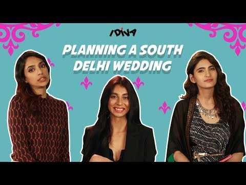 iDIVA - Planning A South Delhi Wedding Ft. Sobhita Dhulipala, Shivani Raghuvanshi & Dolly Singh thumbnail