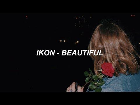 IKON - 'BEAUTIFUL' Easy Lyrics