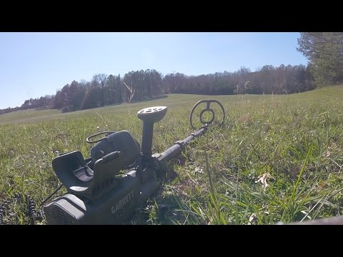 A Day in the LIfe # 156 Metal Detecting: Garrett ATX, continuing the harvest.