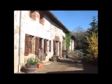 Successful B&B chambre d'hotes property for sale France