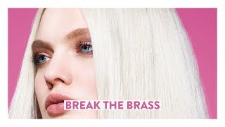 How to: Cool Neutral Blond Hair the NEW IGORA VIBRANCE #MoreVibrance