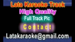 Tare Gin Gin Beeti Sari Raat Karaoke Dhun {1953} Lata Mangeshkar