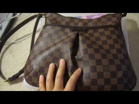 07-20-13 - What's in my bag? Louis Vuitton Bloomsbury PM