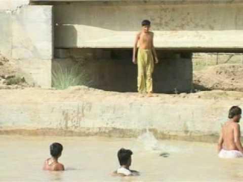 jaffarabad boys swiming