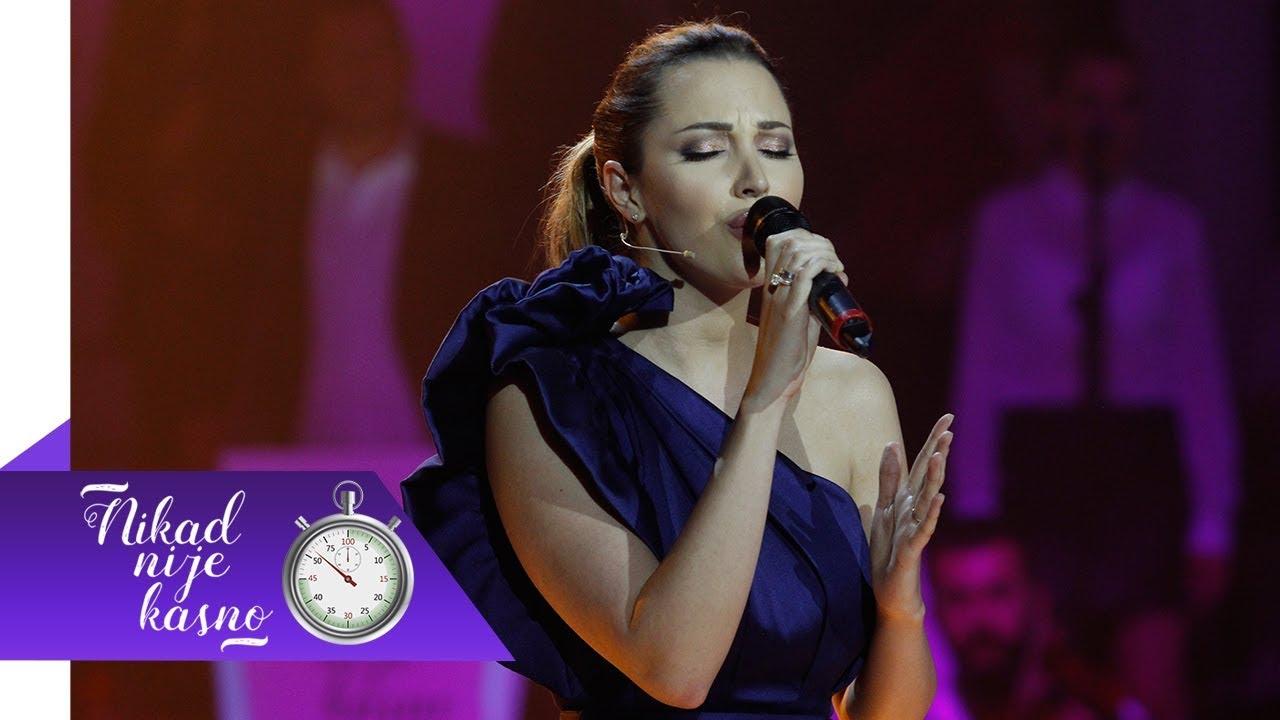Aleksandra Prijovic - Splet pesama - (live) - NNK - EM 37 - 09.06.2019