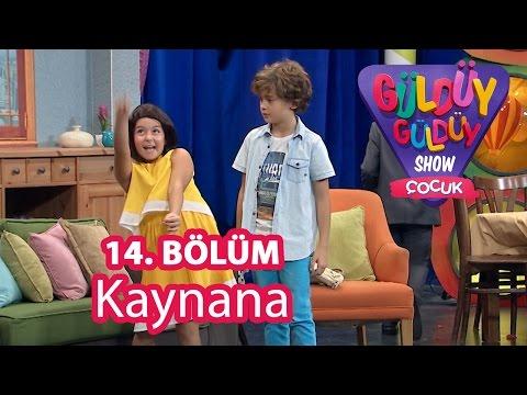 Güldüy Güldüy Show Çocuk 14. Bölüm, Kaynana Skeci