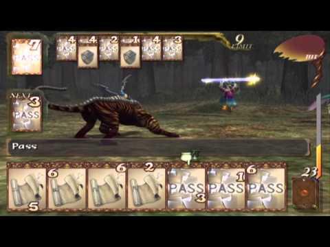 Baten Kaitos: Eternal Wings And The Lost Ocean Bonus 3: Some Helpful SP-Combos