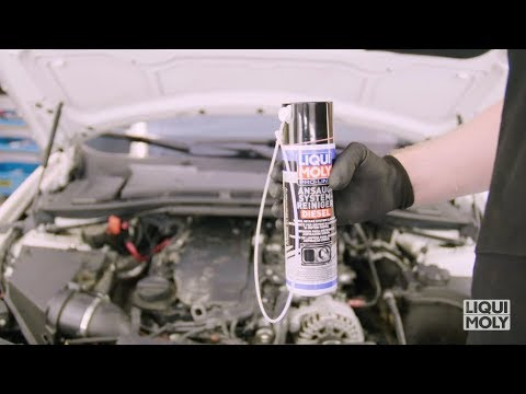 LIQUI MOLY Pro-Line Intake System Cleaner Diesel (#5168)