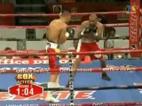 2012-09-29 Jose Uzcategui vs Octavio Castro