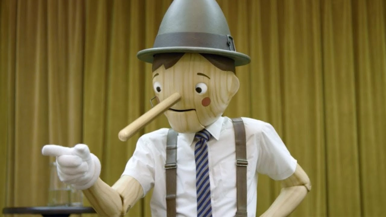 Geico Pinocchio Commercial Youtube