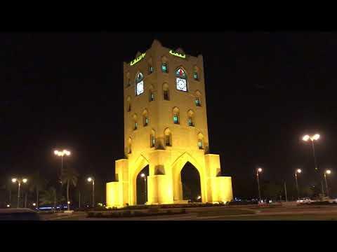 Oman - Salalah Clock Tower . 2017.10.21. Dhofar Governorate