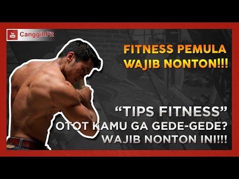 Tips Fitness : Otot kamu ga gede-gede? Wajib nonton ini!!! | FITNESS PEMULA WAJIB NONTON!!! thumbnail