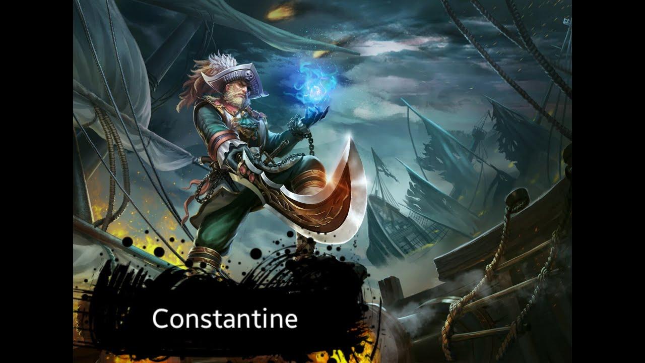 Ace Of Arenas : Constantine ☆ (Offline Mode) - Test Skill