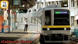 東武宇都宮駅 発車メロディ・信号開通メロディ
