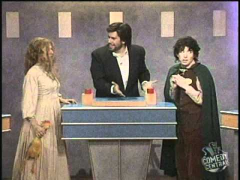 MADtv   Family Feud LOTR vs Cold Mountain