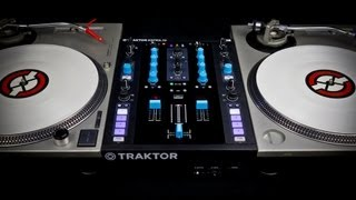 Traktor Z2 from Native Instruments - Exclusive Walkthrough by Ean Golden