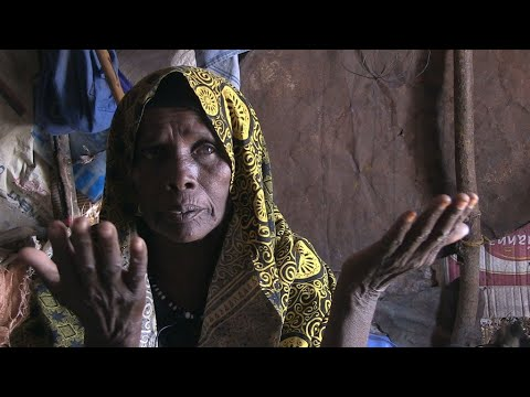 Video: The fight for survival in drought-hit Somaliland