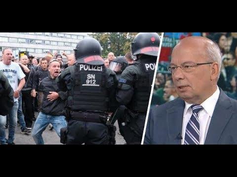 """POLIZEIGEWERKSCHAFT: Rainer Wendt – """"Es war sehr schwer einzuschätzen"""""""