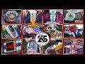 All Power Rangers Morphs (Mighty Morphin - Super Ninja Steel) *25th Anniversary Fan Tribute*