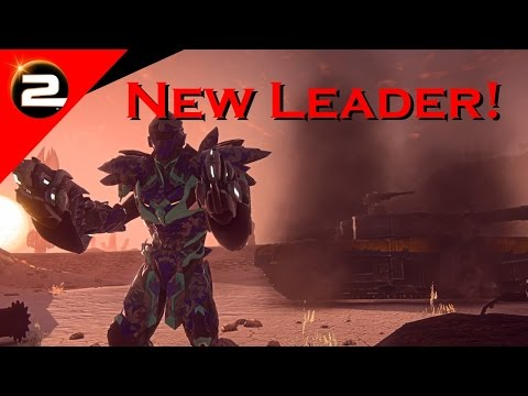 Planetside 2 - Our New Leader! (PS4 Funny Moments)