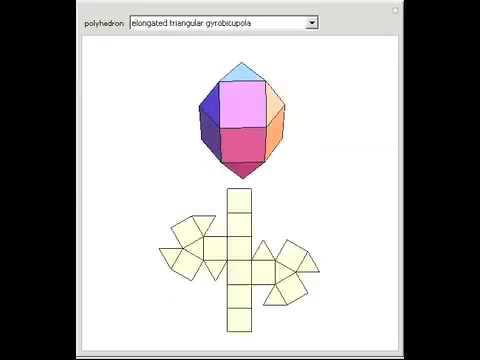 Nets of Polyhedra