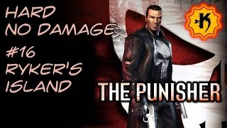 [Point Man] The Punisher ☠No damage☠ #Final - Ryker's Island