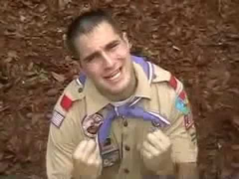 The Boy Scout Song (Born to be a scout) - YouTube.MP4
