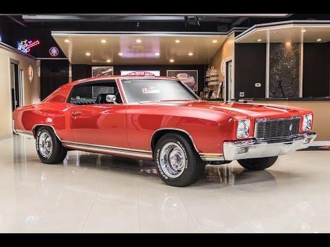 1971 Chevrolet Monte Carlo For Sale Youtube