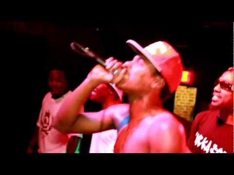 YUNG MANE @TEAMHITMAKERZ - FAR FROM BASIC MIXTAPE RELEASE PARTY CLUB KINGDOM