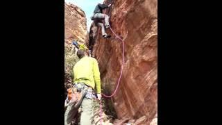Decking at Red Rock
