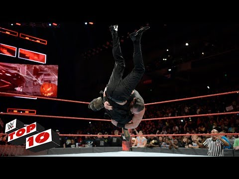 Top 10 Raw moments: WWE Top 10, October 30, 2017