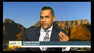 Kaveer Beharee sheds light ahead of World Economic Forum in Davos