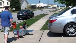 Pedal Plane Ride