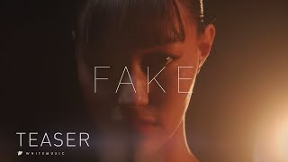 New Single : FAKE ( เฟค ) - SIN [Official Teaser]
