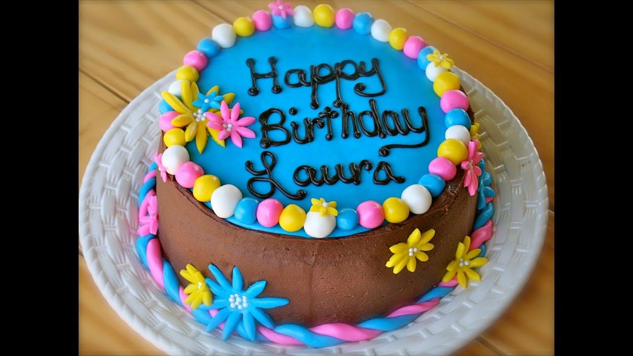 Поздравление на день рождения лауре