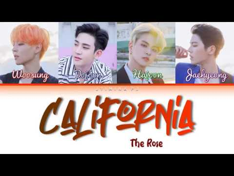Download The Rose 더 로즈 - 'California' s Color Coded_Eng Mp4 baru