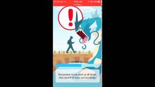 """How To Fix Pokemon Go """"Cannot Connect To Server"""" Error (Fail To Get Game Data)"""